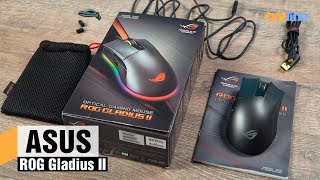ASUS ROG Gladius II — обзор игровой мыши