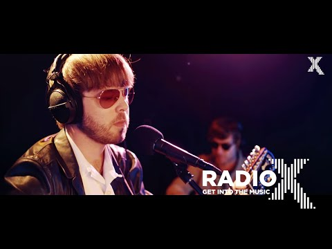 The Coral - Reaching Out For a Friend | Radio X Session