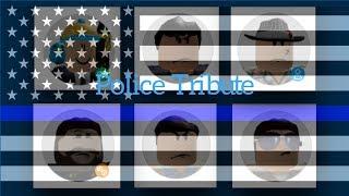 ROBLOX Alte C-P-D Crew Polizei Tribute