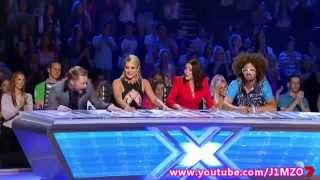 Ofisa Toleafoa Tee - The X Factor Australia 2014 - AUDITION FULL