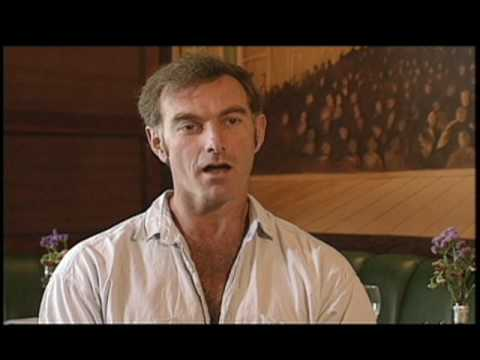 Matewan screenwriter, John Sayles