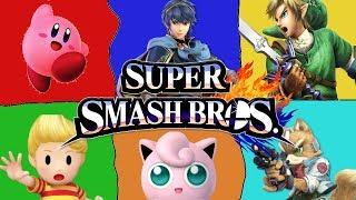 Amateur Power #6 - Super Smash Bros. Ultimate 8 Player Smash