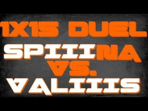 _Spiiina vs. Valiiis_ | HD 1080p | 1x15 | 0.3z
