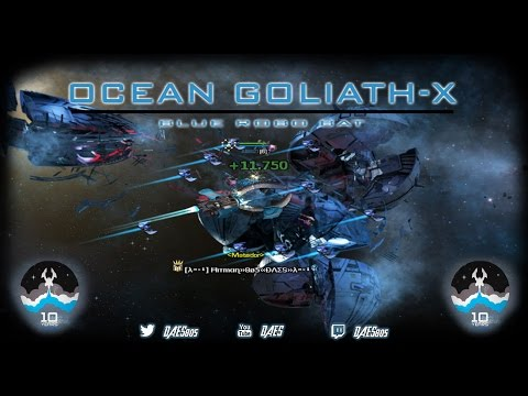 Dark Orbit Ocean Goliath-X 10 Years!