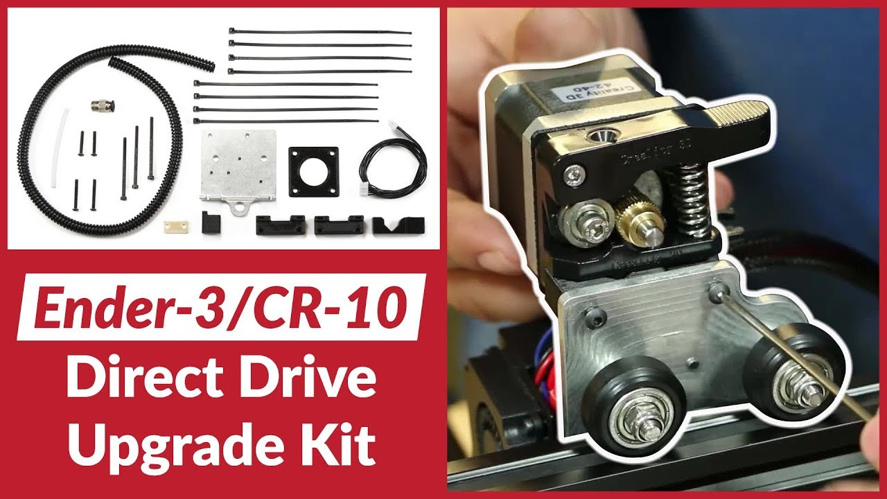 Ender 3 Direct Drive Upgrade Kit