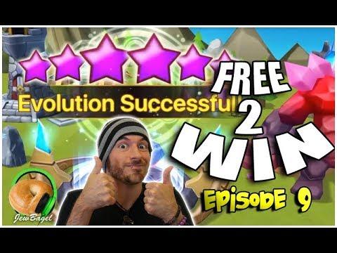 SUMMONERS WAR : FREE-2-WIN - Episode Nine