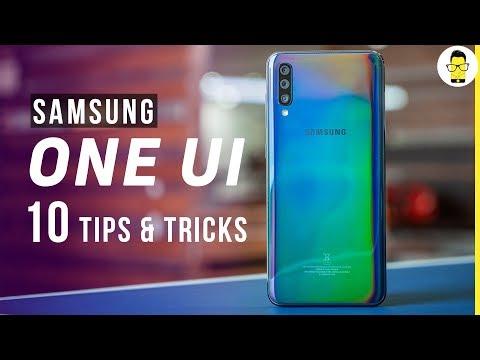 [Hindi] Samsung Galaxy A50 & A70: 10 Handy Tips and Tricks (ep. 2)