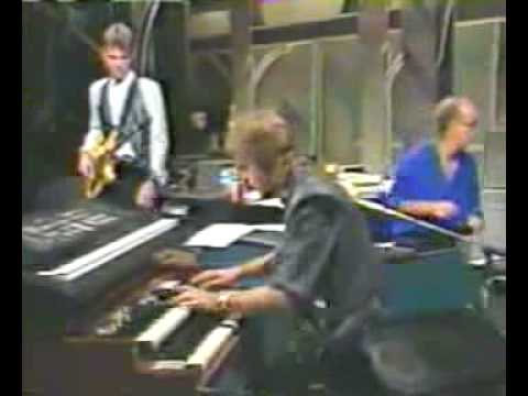 """Keith Emerson """"America"""" on The Late Show with David Letterman (1986)"""