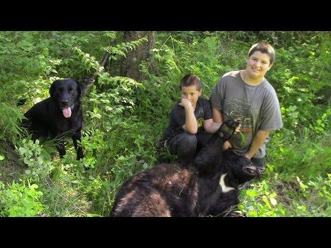 2016 spring bear hunt 7mm express part1