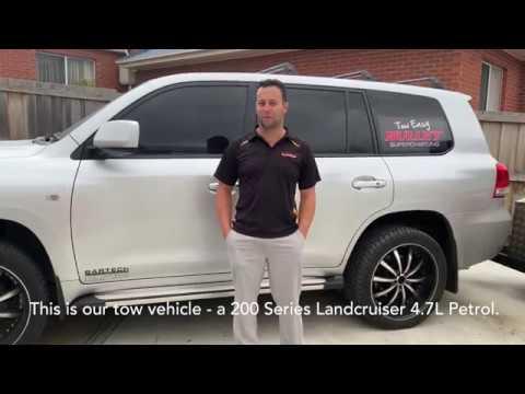 Toyota Landcruiser - 200 Series 4  7 V8 2UZFE - Bullet Cars and 4WD