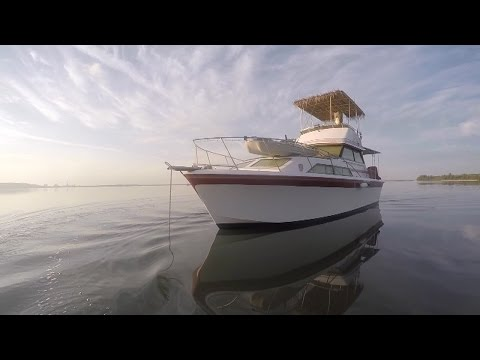 Quick Boat Update Part 25: Enjoying the Boat Life