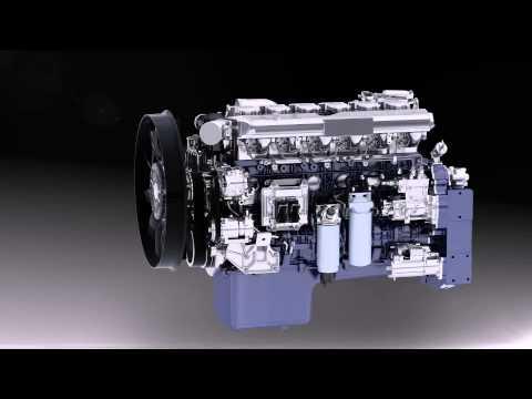 Weichai Power  - WP13 Engine