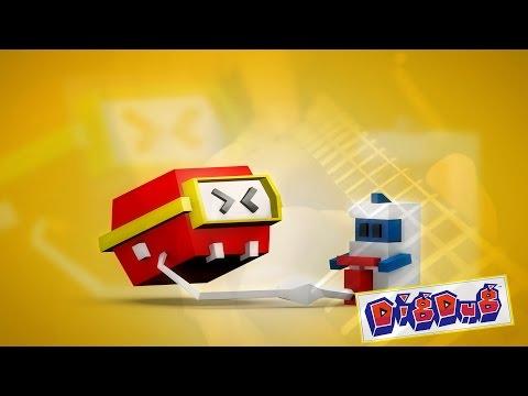 "Dig Dug Theme Song Music Remix Metal Guitar ""ディグダグ"" NES Nintendo Music"