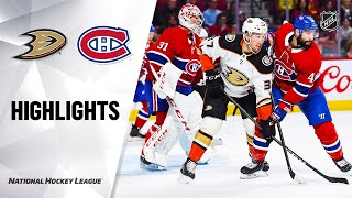 nhl-highlights-ducks-canadiens-2-6-20