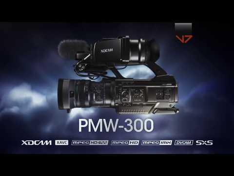 [V7] Vizjion 7 + SONY PW300 CAMERA