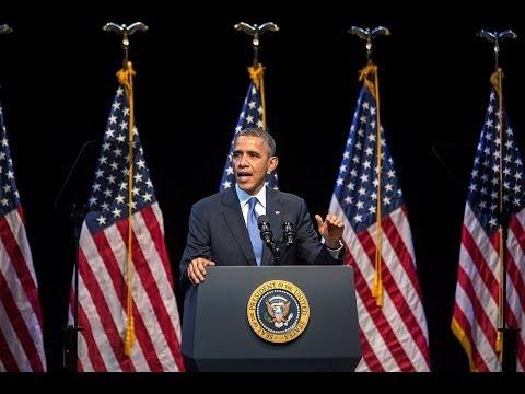 President Obama Speaks on Economic Mobility