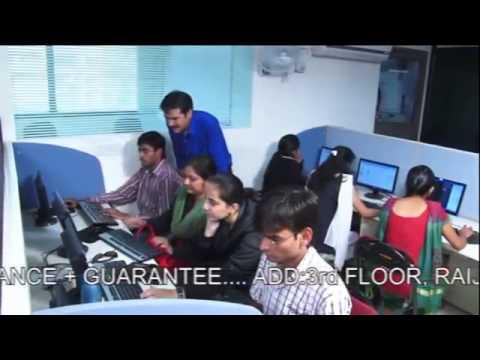 TOPS Technologies - Corporate Video Of IT Training In Junagadh