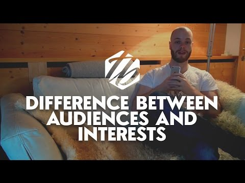 Facebook Ads Targeting — Facebook Audience Targeting And Interests Explained   #269