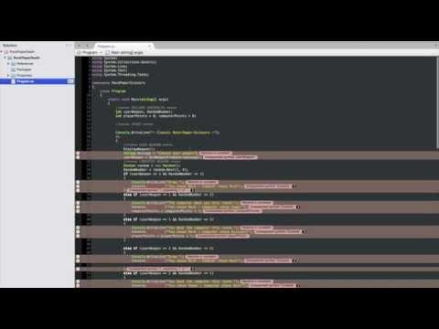 C# Refactoring - Overloaded Operators with Rock Paper Scissors