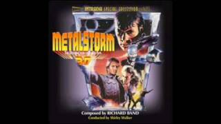 "Richard Band scores ""Metalstorm"""