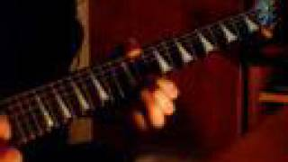 Guitar Arabic Scale Improvisation Flamenco backing track