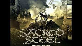 """un tema de sacred steel de su disco """"carnage victory"""" 2009."""