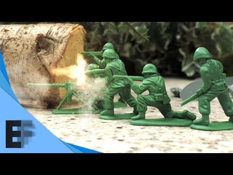 Christie James - Finally: Little Green Army Women Coming Soon
