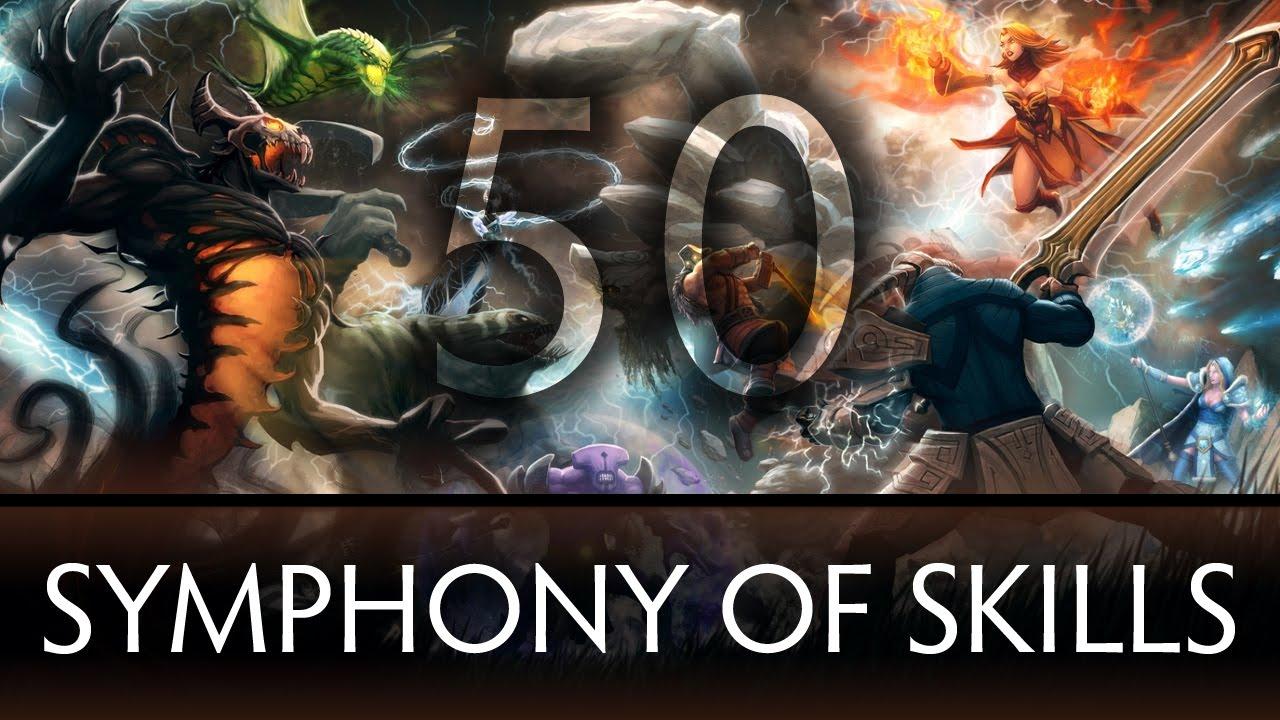 Symphony of Skills: опять минус пять. Видео