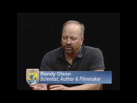 Randy Olson data scientist Sizzle A Global Warming Comedy science communication interview (USFWS)