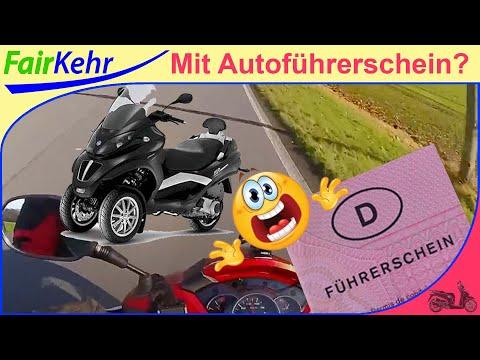 Motorrad mit dem Autoführerschein? #025