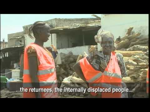 Improving Infrastructure in South Sudan