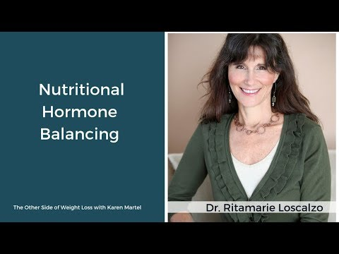 Nutritional Hormone Balancing with Dr. Ritamarie Loscalzo
