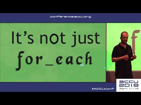 105 STL Algorithms in Less Than an Hour - Jonathan Boccara [ACCU 2018]