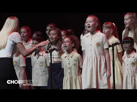 Horizon English School | Live at the ChoirFestME 2019 Gala Concert @ Dubai Opera