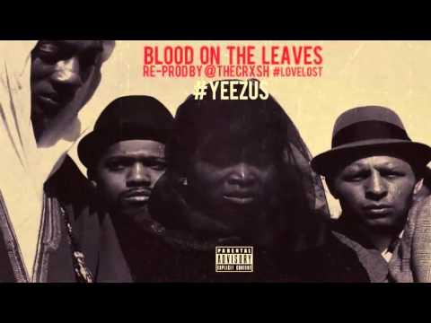 Kanye West   Blood On The Leaves (Instrumental)
