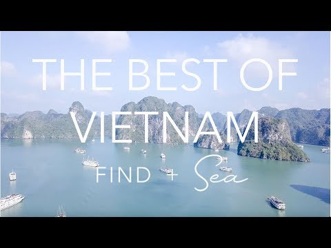 THE BEST SPOTS IN VIETNAM - |Find and Sea |