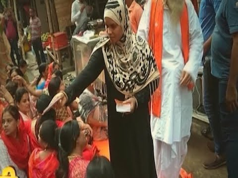 Ishrat Jahan facing wrath from her community for attending a Hindu event