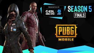 ESL Mobile Open Season 5 Finals - PUBG MOBILE