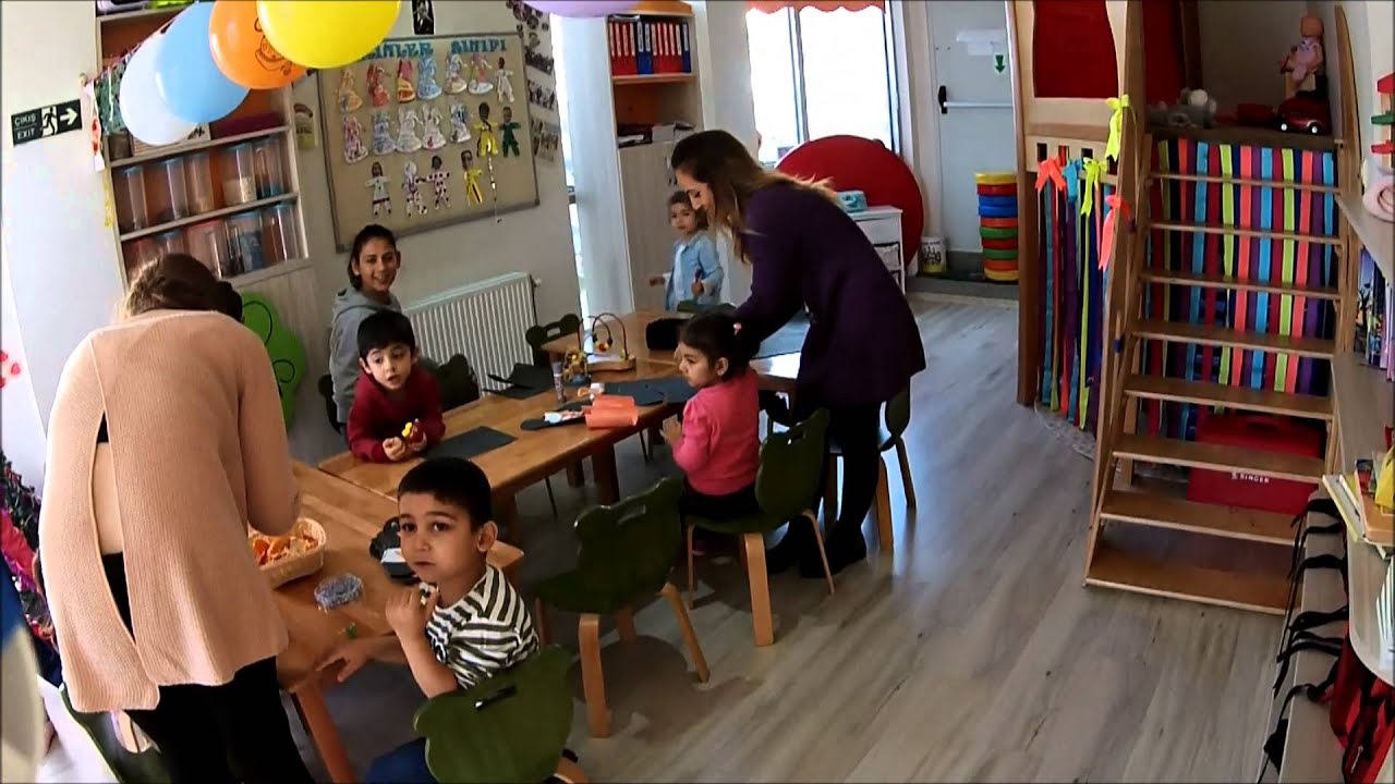 mini haus anaokulun kindergarten in izmir youtube. Black Bedroom Furniture Sets. Home Design Ideas