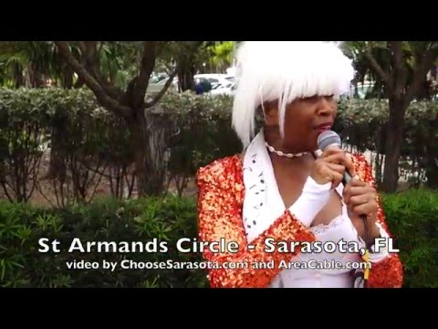 St. Armands Circle in 4k UHD