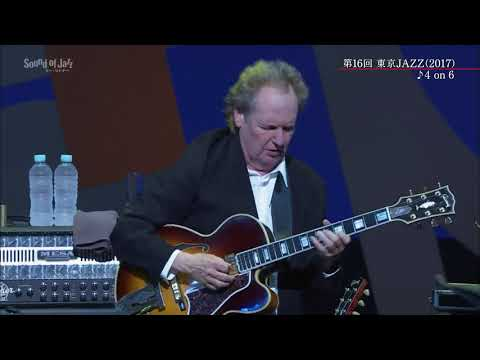 Lee Ritenour Blue Note 2018 Japan