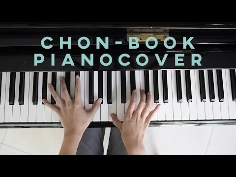 Chon - Book (Piano Cover)