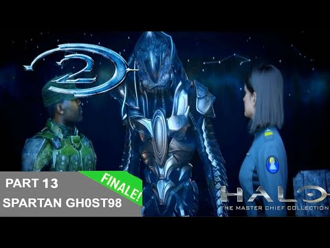 """Halo 2 Anniversary (TMCC): part 13 FINALE """"The Great Journey"""""""