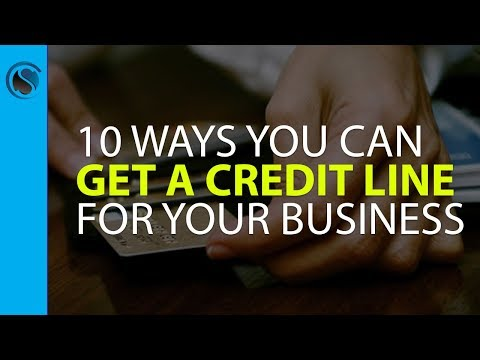 10 Ways You Can Get a Credit Line for Your Business Even When You Can't Get a Bank Loan