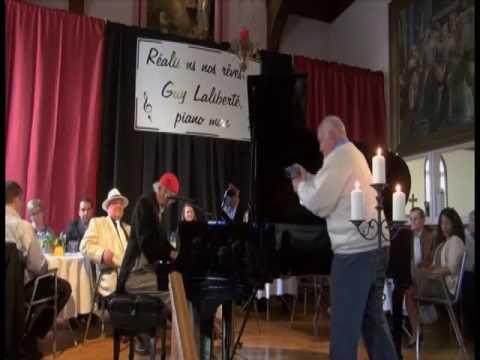 Guy Laliberte, concert de Notre-Dame-du-Laus