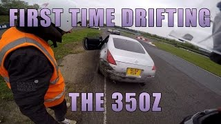 My First Time Drifting The 350Z - Flatout Factory April 2017 thumbnail
