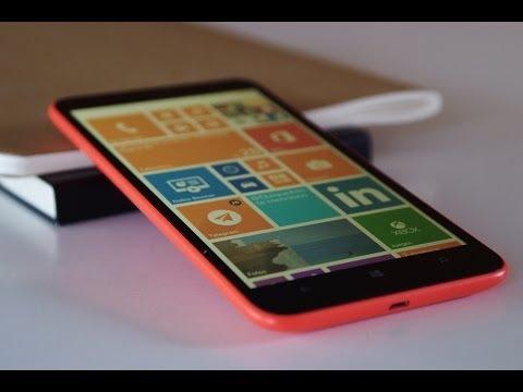 Nokia Lumia 1320: análisis en español