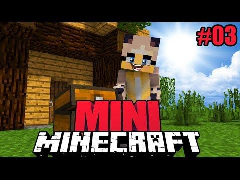 DIEB IN UNSERER BASE BEKLAUT UNS! ✿ Minecraft MINI #03 [Deutsch/HD] thumbnail