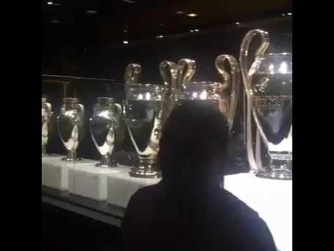 القاب ريال مدريد في دوري ابطال اوربا روعة الشهد الذي ابكى كل برشلوني