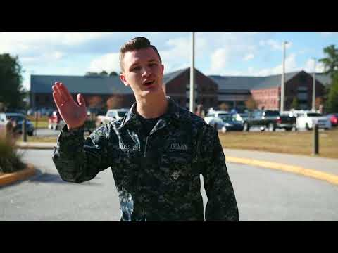 Holiday greetings from South Carolina's service members